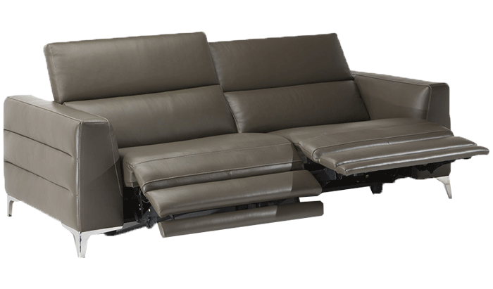 3 Seater 2 Cushion Electric Recliner
