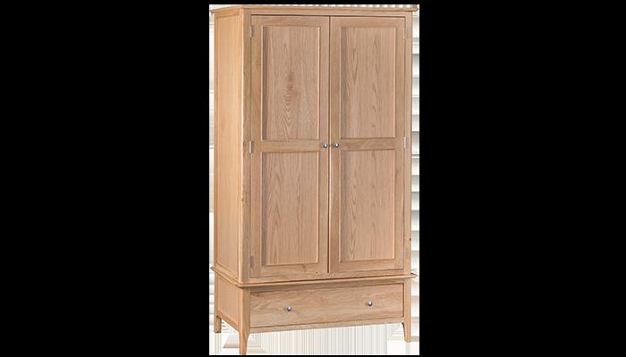 2 Large Door Wardrobe