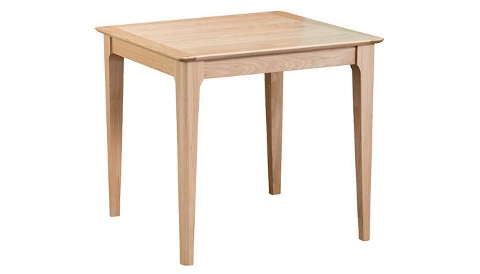 Small Fixed Dining Table