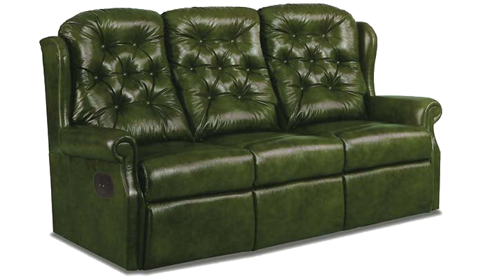 3 Seat Reclining Settee