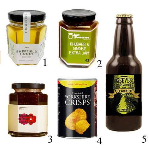 Sheffield Gifts for Food Lovers