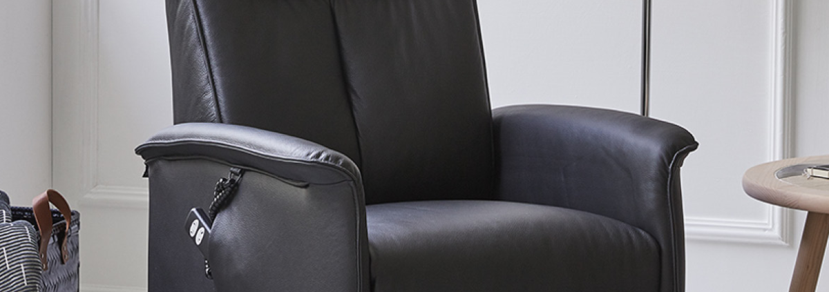 Leather Riser Recliner Chairs