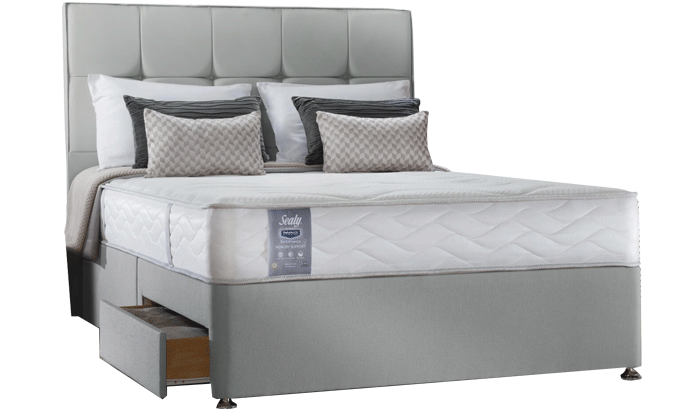 Sealy Memory Support Divan Group