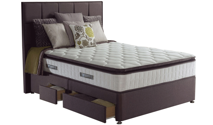 Sealy Teramo Divan Group