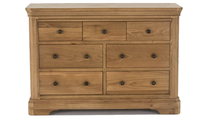 7 Drawer Dressing Chest