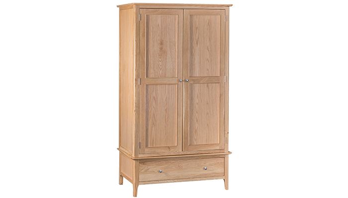 2 Large Door Wardrobe